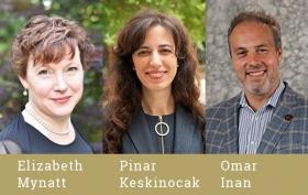Three IPAT Faculty Win Georgia Tech Awards