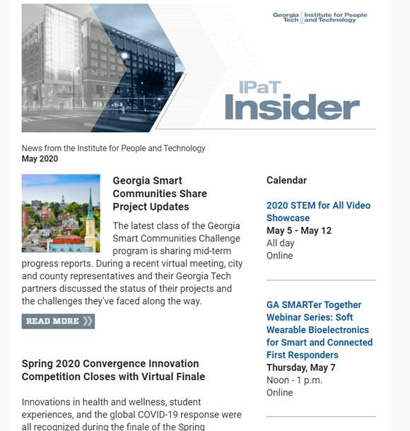 IPaT Insider May 2020