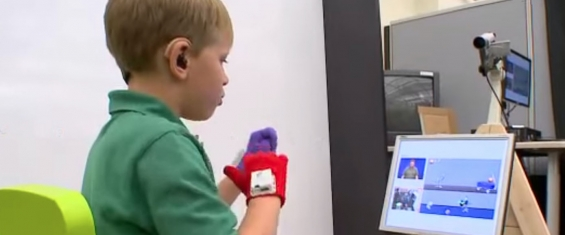 CopyCat: Helping Young Deaf Children Acquire Language Skills Using Sign Language Recognition